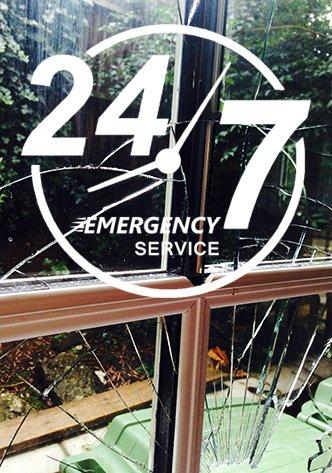 Emergency Glazing