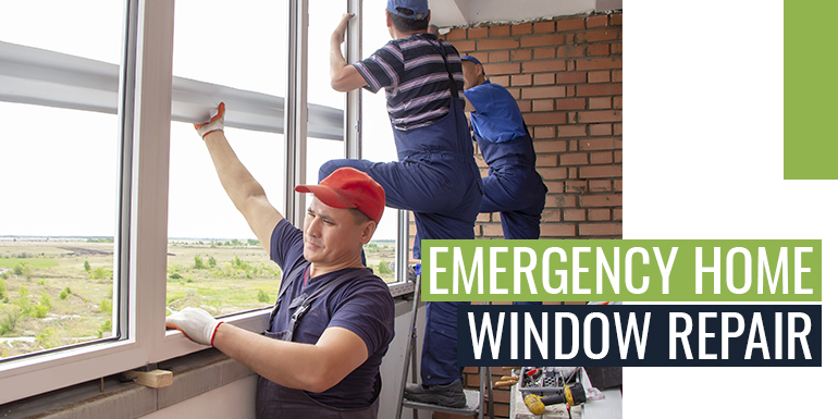 What to Do When You Require Emergency Home Window Repair